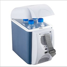 Wholesale Car Home Picnic Camping Festival Portable L Hot Cold Box Mini Fridge Travel Cooler Warmer Compact Refrigerator