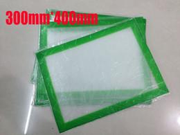 Wholesale 2016 New Non Stick Silicone Pad Silicone Baking Mat Nonstick Silicone Mat Silicone Dab Mat Dab Pad With Glass Fibre