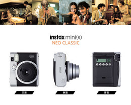 2016 hottest Fix focus fast camera the mini 90 instax camera polaroid camera NEO classic design