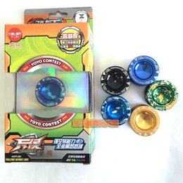Wholesale Contest professional butterfly yoyo ball reconnoitre YOYO A A A