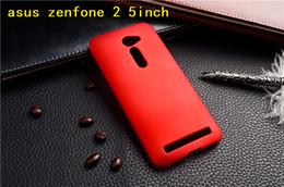 Wholesale ZenFone matte Case Hard Plastic Phone Case For asus zenFone Back Cover ZE551ML Case Colorful Cases series High Quality