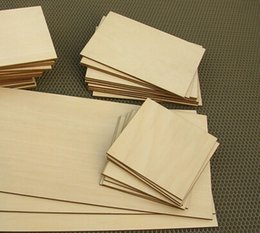 Wholesale wood pieces mm plywood laser cutting wood square pieces per