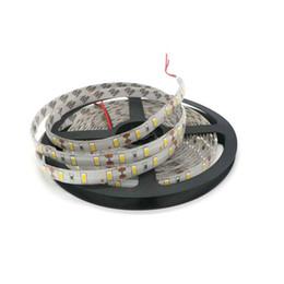 Wholesale 12V M Roll Leds Waterproof Led Light Strip DC Female Connector V A Supplier Via DHL
