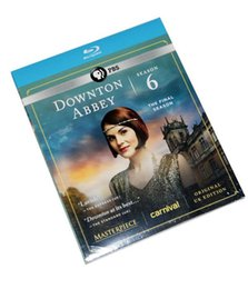 Wholesale 2016 Hot Factory Sealed Blu ray Downton Abbey Season bd good quality and service in uprise
