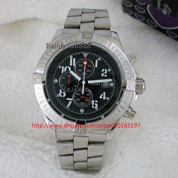 Free shipping luxury high-quality Quartz Chronograph black male watch digital scale fashion watches for man BG724
