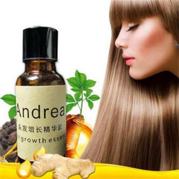 Wholesale Andrea Hair Growth anti Hair Loss Liquid ml dense hair fast sunburst hair growth grow invalid refund alopecia