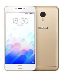Wholesale 3GB G MEIZU M3 Note mAh Battery G LTE inch Octa Core Helio P10 GPS WiFi Fingerprint Scanner Aluminum Alloy Smartphone