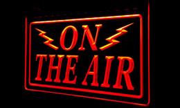 LS200-r ON THE AIR Radio Recording Studio Light Signs