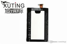 Wholesale Original mAh BM23100 H00199 M H00199 M Battery For HTC Accord C620 C620e C620t C625 C625e PM23200 Windows Phone X