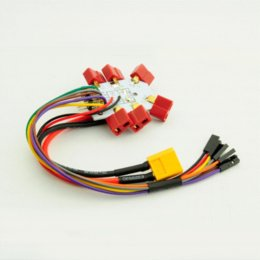 Wholesale EMAX APM axis Multicopter ESC XT60 Power Transfer Plate Power Distribution Board W230 board plant board film