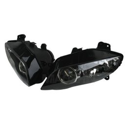 Motorcycle Front Light Assembly Headlight Head Light Lamp For YAMAHA YZF R1 2004-06