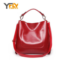 Wholesale Y FLY News European and American Composite Bag with Small Purse Women Messenger Bags Top Handle Leather Handbags Lady Tote HC224