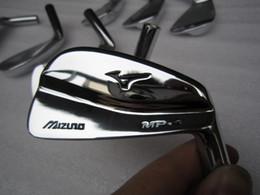Wholesale 8PCS MP Forged Iron Golf Clubs MP Golf Iron Set P Loft Steel Shaft Regular Stiff Flex With Headcover