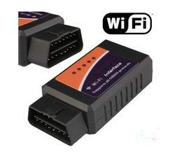 Wholesale obd2 Wifi function Auto Scanner obdii auto obd2 ELM327 Diagnosis Machine For Cars Scanner Tool CD with Software
