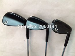 """SM5 Wedges SM5 Golf Wedge Clubs OEM Golf Clubs 52"""" 56"""" 60"""" Degree Regular Stiff Steel Shaft With Head Cover"""