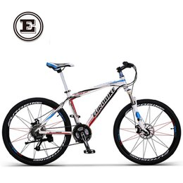 Wholesale-hydraulic disc brake alloy frame mountain bike 27 speed 26 inch wheel complete bicycle