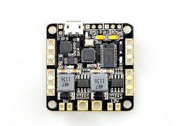 Wholesale 3 in Power Distribution Board PDB OSD BEC S V V A for CC3D Naze32 SP Racing F3 Flight Controller DIY Drone