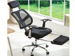 Wholesale Home Garden Ergonomic Adjustable Mesh Office Executive Chair black blue green color Stool Swivel Computer Task Chair Office Furniture