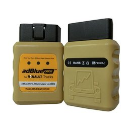 Wholesale AdblueOBD2 Emulator for R ENAULT adblue DEF Nox Emulator via OBD2 Adblue OBD2 for R enault Truck Adblue Emulator