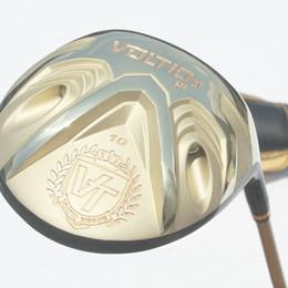 New mens Golf Clubs KATANA VOLTIO HI IV Golf driver 9 10 loft Graphite Golf shaft and headcover driver clubs Free shipping