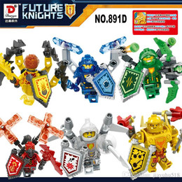 los bloques huecos pcs lot minifigures juegan los juguetes de brikcs las figuras hggh