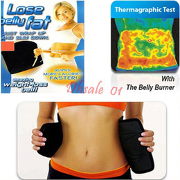 Weight Loss Slimming Belt For Men And Women Waist Belly Fat Burn Shaper