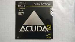 Donic ACUDA_S1_Turbo table tennis rubber S1 pingpang rubber