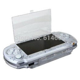 Protector Clear Crystal Travel Carry Hard Cover Case Shell for Sony PSP 2000 3000 case of cell phone