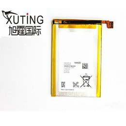 Wholesale New Original Battery For Sony Ericsson Xperia ZL L35H L35i C6502 C6503 C6506 Batterie mAh LIS1501ERPC V Li Ion phones battery