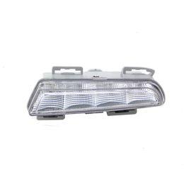 2pcs LED Daytime Running Light Super Bright DRL Lamps Kit for Mercedes Benz smart fort two 2012~2015 Daylight Fog Bulbs Waterproof