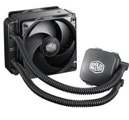 CoolerMaster one 12cm PWM fan CPU water cooler Nepton (BINGSHEN) 120XL RL-N12X-24PK-P1 for multi-platform
