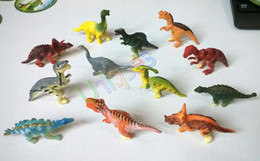 Wholesale HOY SALE Dinosaur Toy Set Plastic Jurassic Park World Toys Dinosaur Model Action Figures T REX DINOSAUR Best Gift for Boys