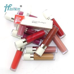 Wholesale Exclusive NEW in stock dose of colors lipstick lip gloss Brand Waterproof lipstick lipgloss from janet