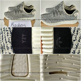 Wholesale Adidas Yeezy Boost Turtle Dove Boost Yeezy High Quility Gray Kanye West Yeezys Shoes Sneakers Right Version Max Size US13