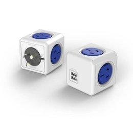 Alimentation USB, prise de courant Smart Home 4 prises Adaptateur double port USB Protecteur de surtension Chargeur mural Adaptateur Bande de puissance avec fusible réarmable à partir de usb port power surtension fabricateur