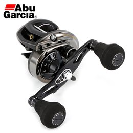 Wholesale 100 Original Abu Garcia REVO RVO3 BEAST Right Left Hand Baitcasting Fishing Reel BB Freshwater Bait Casting Reel