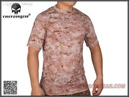 Capas base en Línea-Camisas corrientes AOR1 A2 en la camiseta del MR