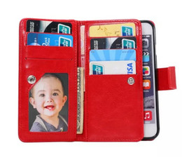 Excellence Combination For Iphone 6 6S Case Flip Ultra-Thin Slim Purse Cover Colorful Leather Case For Apple Iphone 6 6S