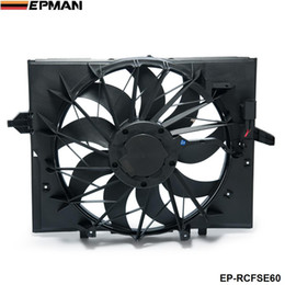 EPMAN -Sport Radiator Cooling Fan (Brushless Motor) fits For BMW E60 5 Series 525 530 545 645 E65 750 EP-RCFSE60