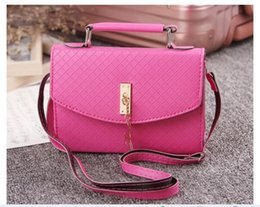 Wholesale 2015 hot resale Women Handbag PU Leather bags women messenger bag Splice grafting Vintage women bag Shoulder Crossbody Bags dhl