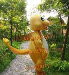 Charmander Anime Manga Japonais Jeu Vidéo Mascot Costume Fancy Dress à partir de jeux vidéo japonais fabricateur