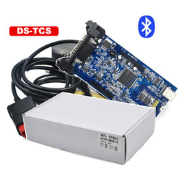 Wholesale 2014 R2 keygen R3 Optional FULL SETS with housing ds TCS1 PRO with Bluetooth CAR TRUCK Generic Same as mvd