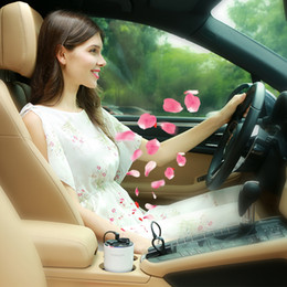 Yjbetter USB Charger Car Aroma Diffusers &Car Essential oil aroma diffuser, a Freshen & Revitalize Your Driving Experience & 12V DC Diffuser