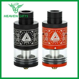Wholesale iJoy Limitless RDTA Plus Atomizer ml Tank Upgraded Post Deck Hybrid Compatible Delrin Chuff Cap from Heaven Gifts