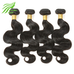 Wholesale Body Wave Human Hair Best Selling Indian Peruvian Malaysian Original Human Hair Weft Wavy Brazilian Body Wave Hair Weaves Products