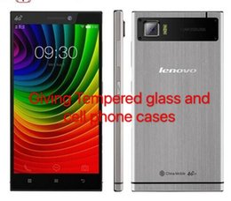 Wholesale Original Lenovo Vibe Z2 Quad Core G WCDMA Mobil telefon Android Zoll X720 GB RAM GB MP MAh