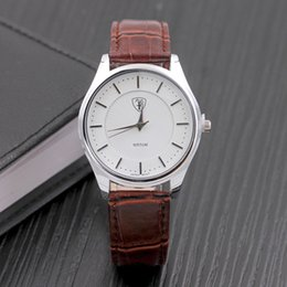 Wholesale 2016 New Luxury Mens Watches Mens Sport Watch High grade Leather Men s Watch Bar Nail Graduated Solar Ray Watch Mens Watch