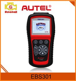 Wholesale Original Autel MaxiService EBS EBS301 EBS ELECTRONIC BRAKE SERVICE TOOL Clear EPB SBC trouble Codes Update Online