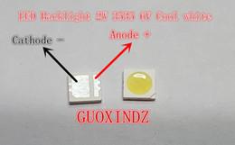 For LED LCD Backlight TV Application SEOUL LED Backlight High Power LED 2W 3535 6V Cool white 135LM TV Application SBWVL2S0E