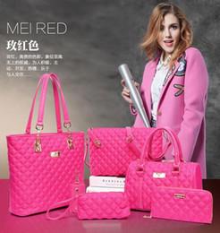 2016 Hot European and American wild fashion handbags Quilted nylon bag Liu Jiantao picture portable shoulder bag big